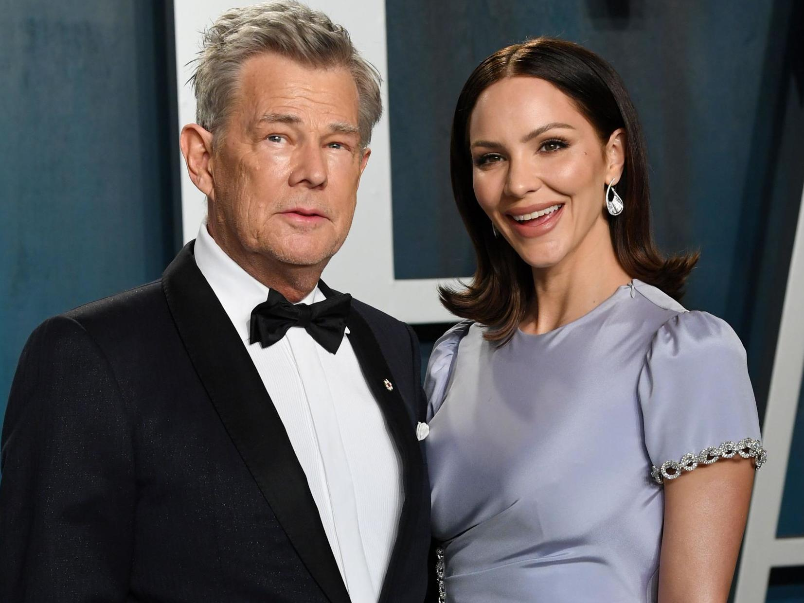 David Foster Defends 35 Year Age Gap With Fifth Wife Katharine Mcphee The Independent The Independent