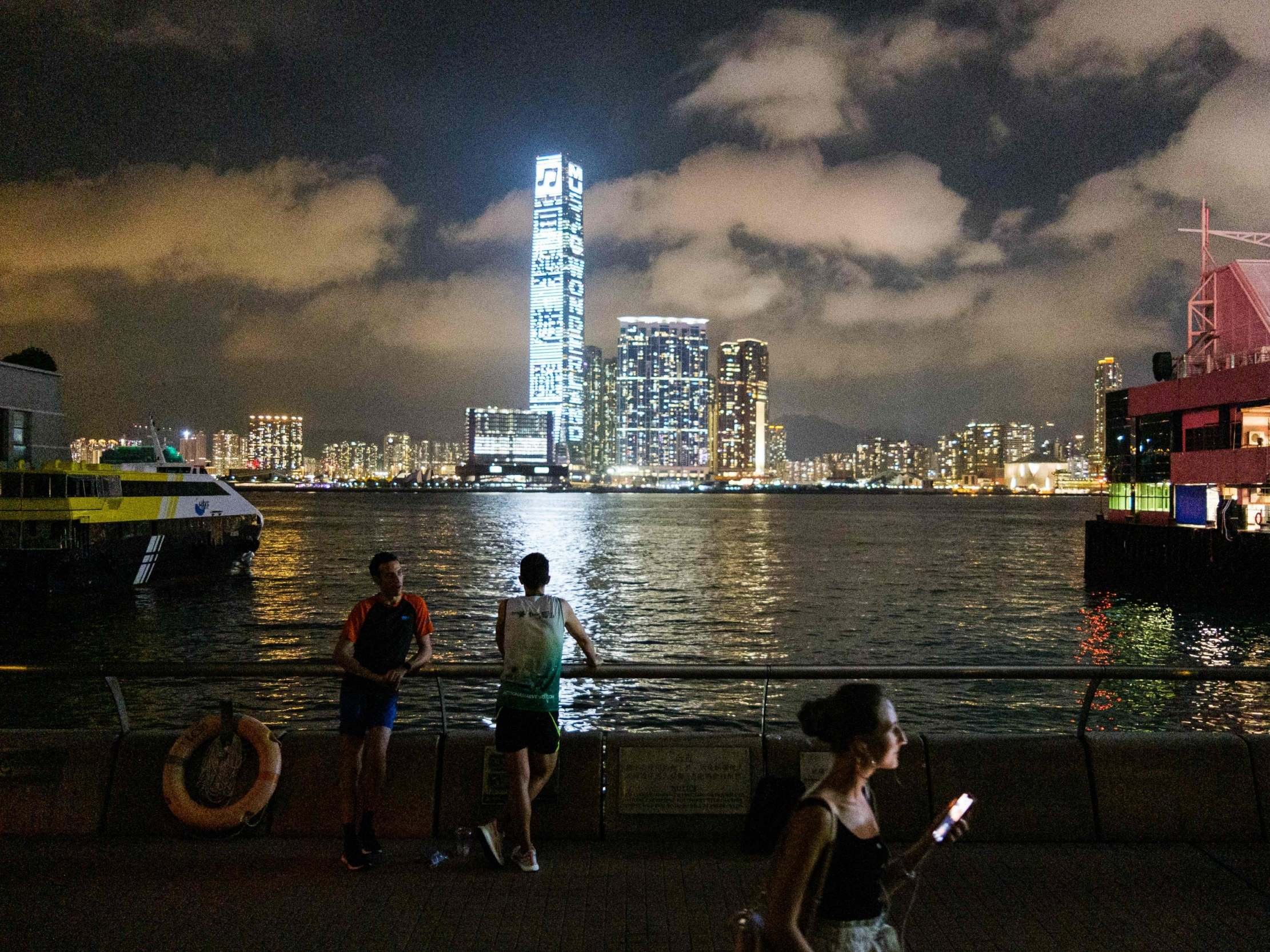 How economically important is Hong Kong to mainland China today?