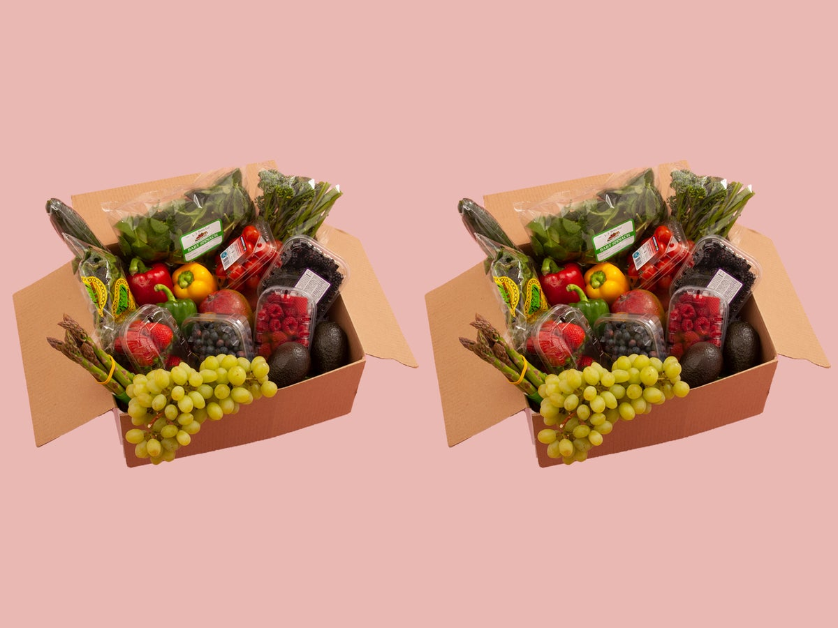 Best Veg Boxes 2020 Get Fresh Produce Delivered Straight To Your Door The Independent