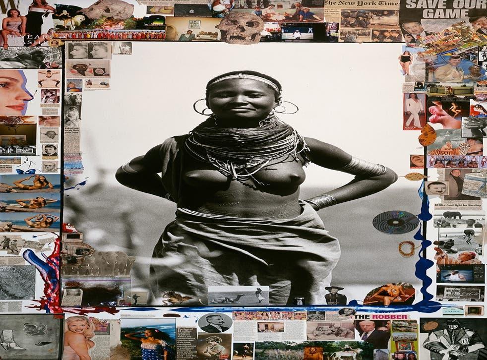 Agnes of El Molo Bay, Loyangalani, Lake Rudolf, 1968/2002