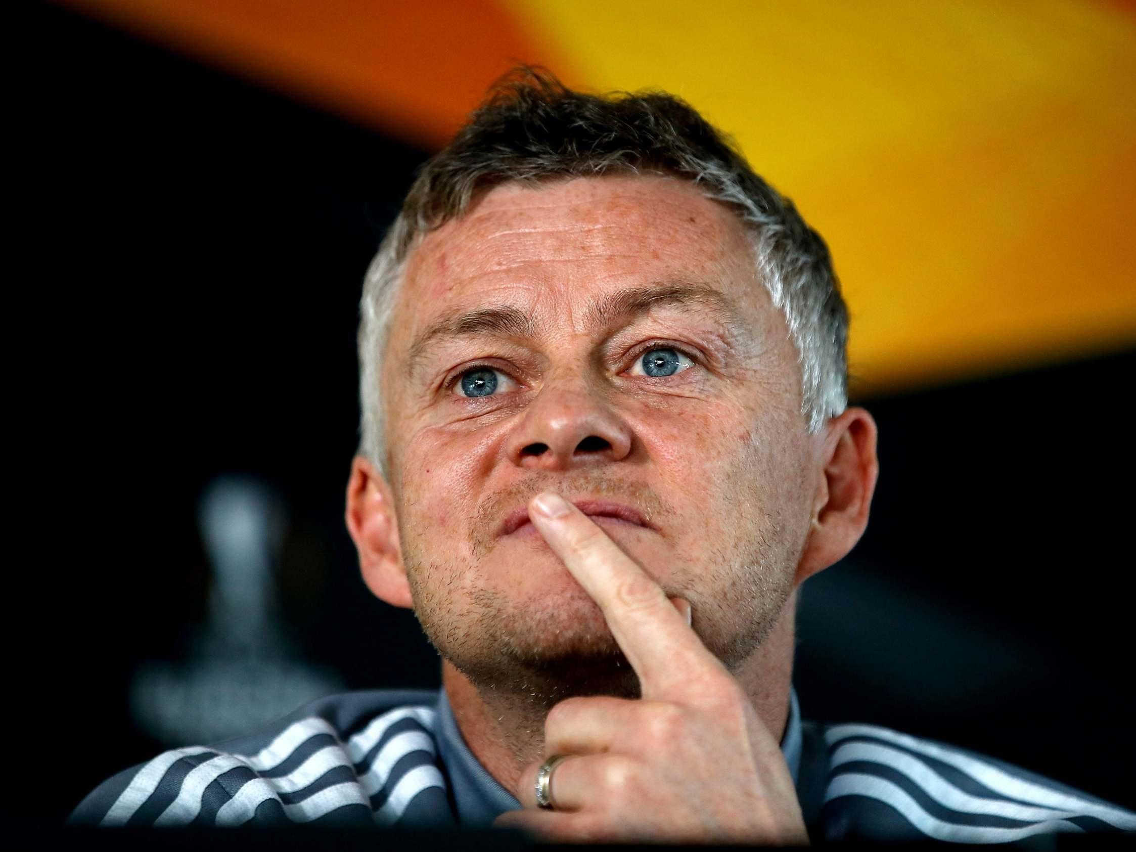 Ole Gunnar Solskjaer wants maximum points to send Manchester United into Champions League spots thumbnail