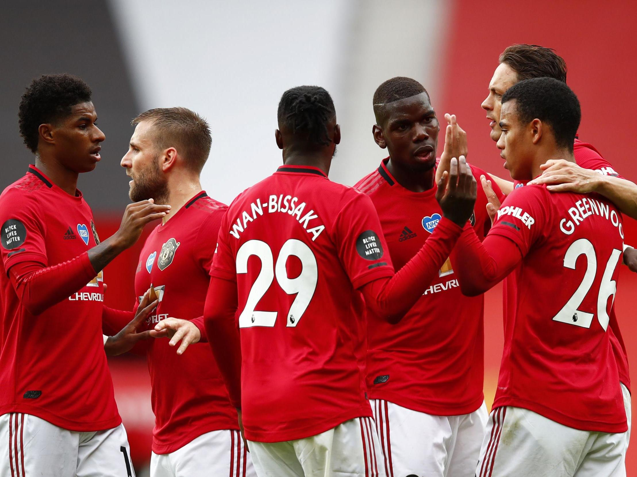 Manchester United vs Bournemouth player ratings: Mason Greenwood ...