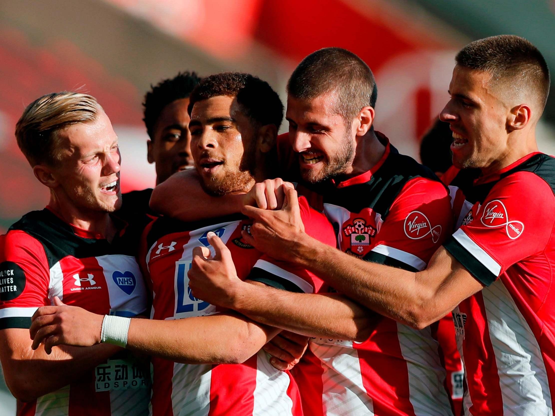 Southampton stun Man City as Che Adams breaks duck with spectacular 40-yard winner thumbnail
