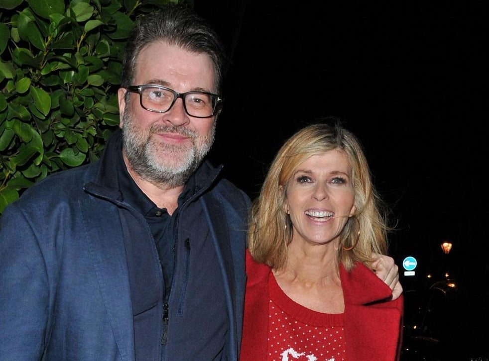 Kate Garraway To Take Break From Good Morning Britain To Care For Husband Derek Draper And Family The Independent The Independent