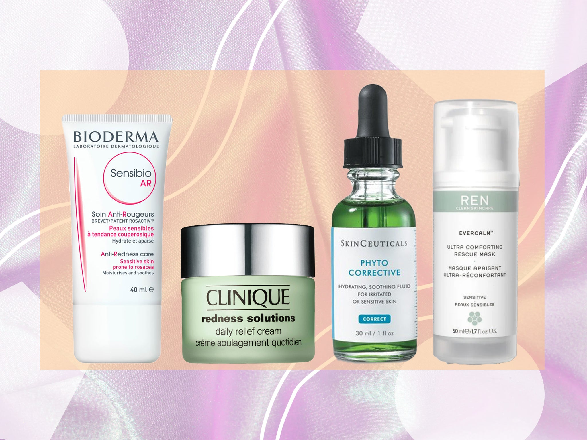 Best Anti Redness Products That Sooth Moisturise And Colour Correct Sensitive Skin Independent