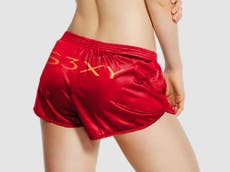 Tesla launches 'S3XY' shorts for $69.420