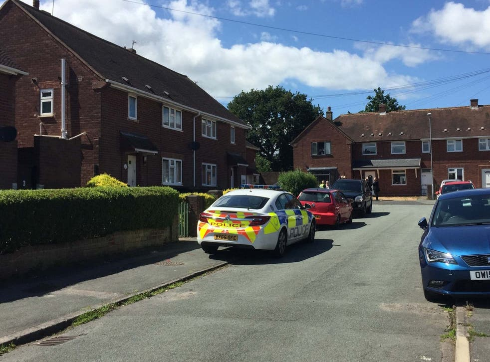 Man arrested following stabbing of two paramedics on Stephens Close