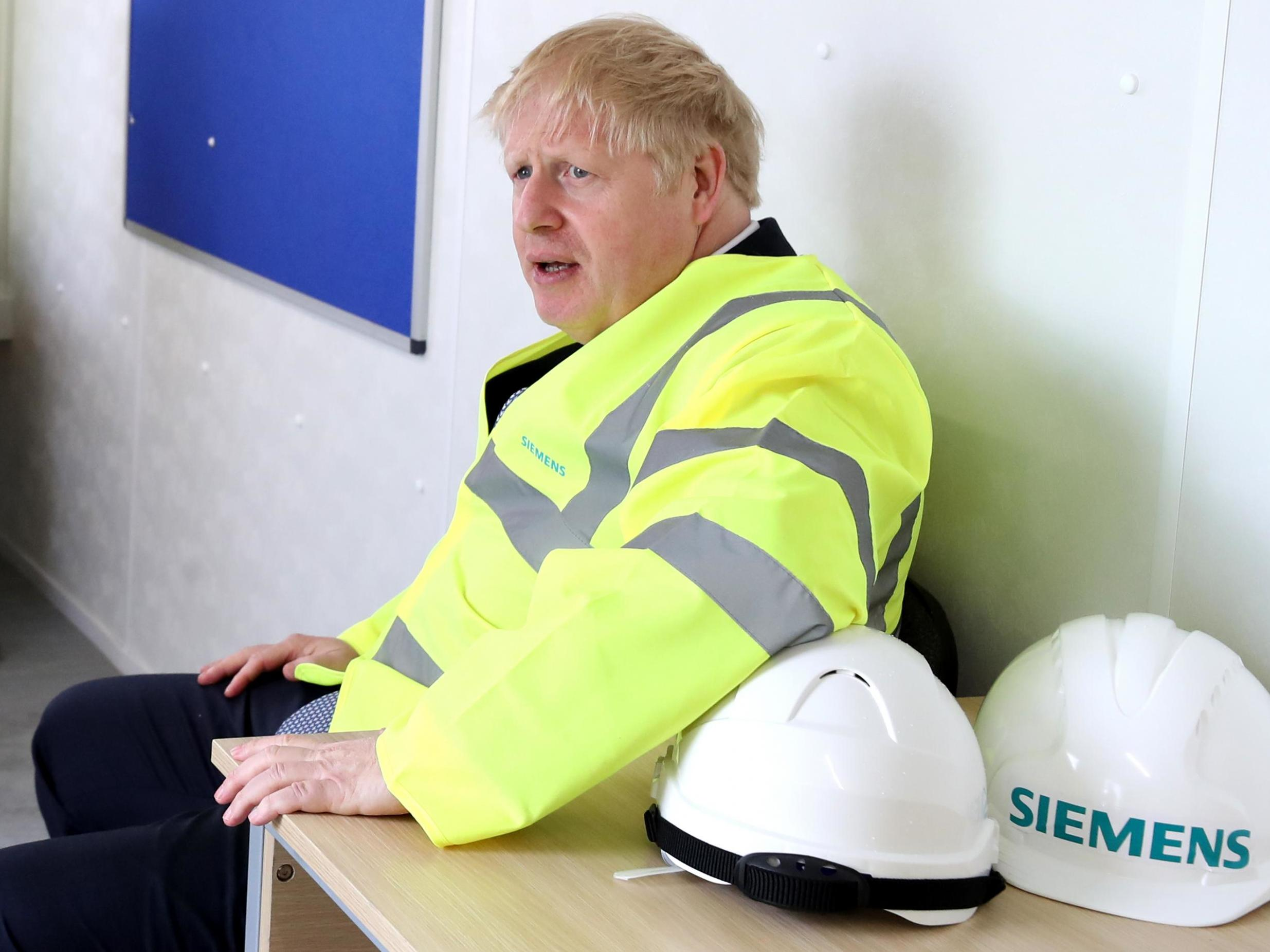 Boris Johnson refuses to apologise for blaming care homes for coronavirus death toll | The IndependentShapeleftrightShape