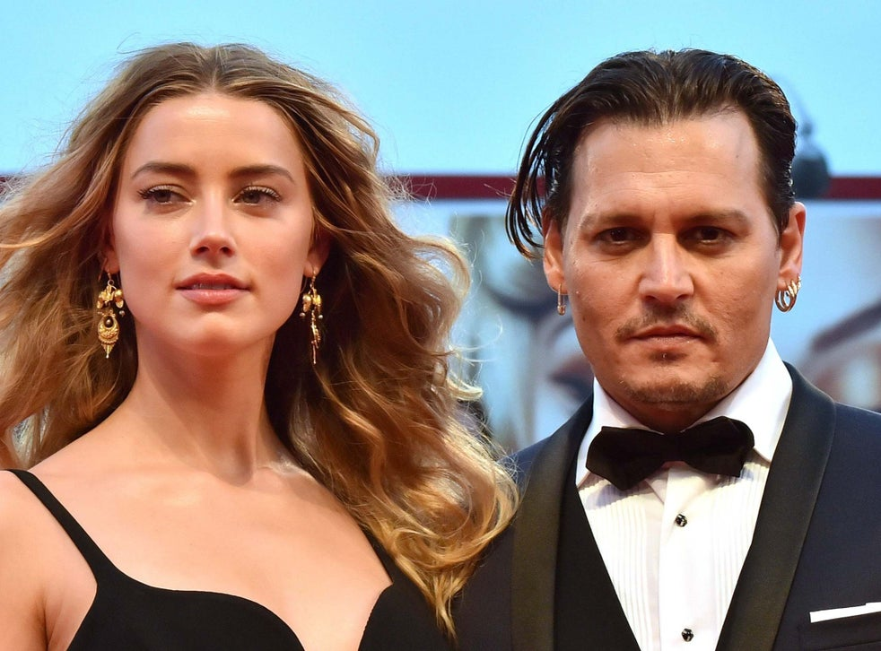 Amber Heard Invented Violence Claims Johnny Depp Libel Trial Told The Independent The Independent