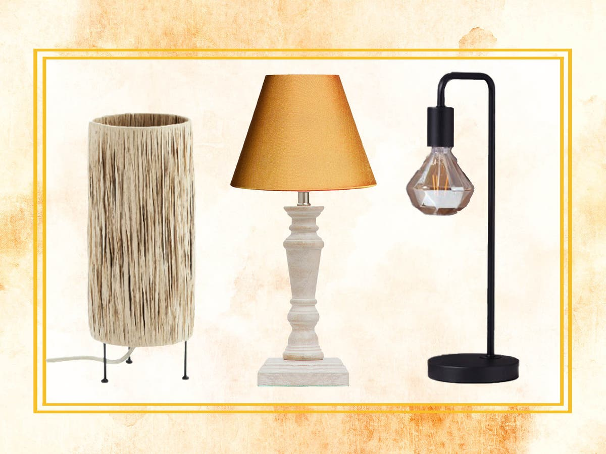Best Bedside Lamps 2020 Choose From Marble Metal Or Wooden Designs The Independent