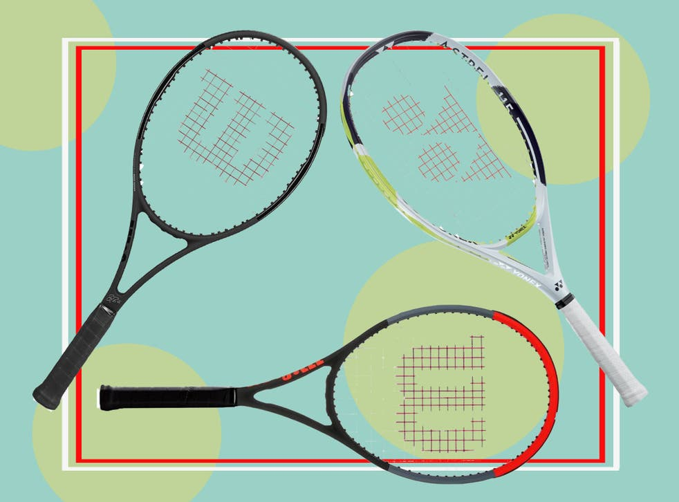 Rackets are designed to add power to your backhands and amplify your playing