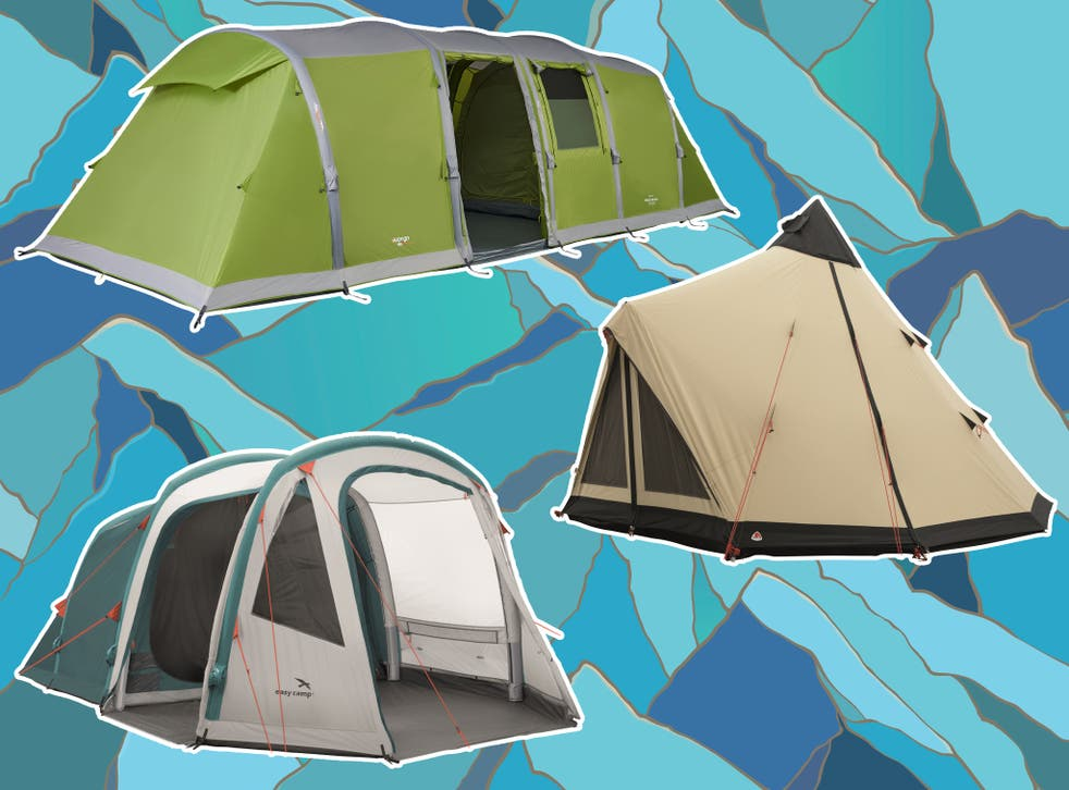 Best Family Tent 2020 Choose From Spacious Multi Room And Durable Designs The Independent