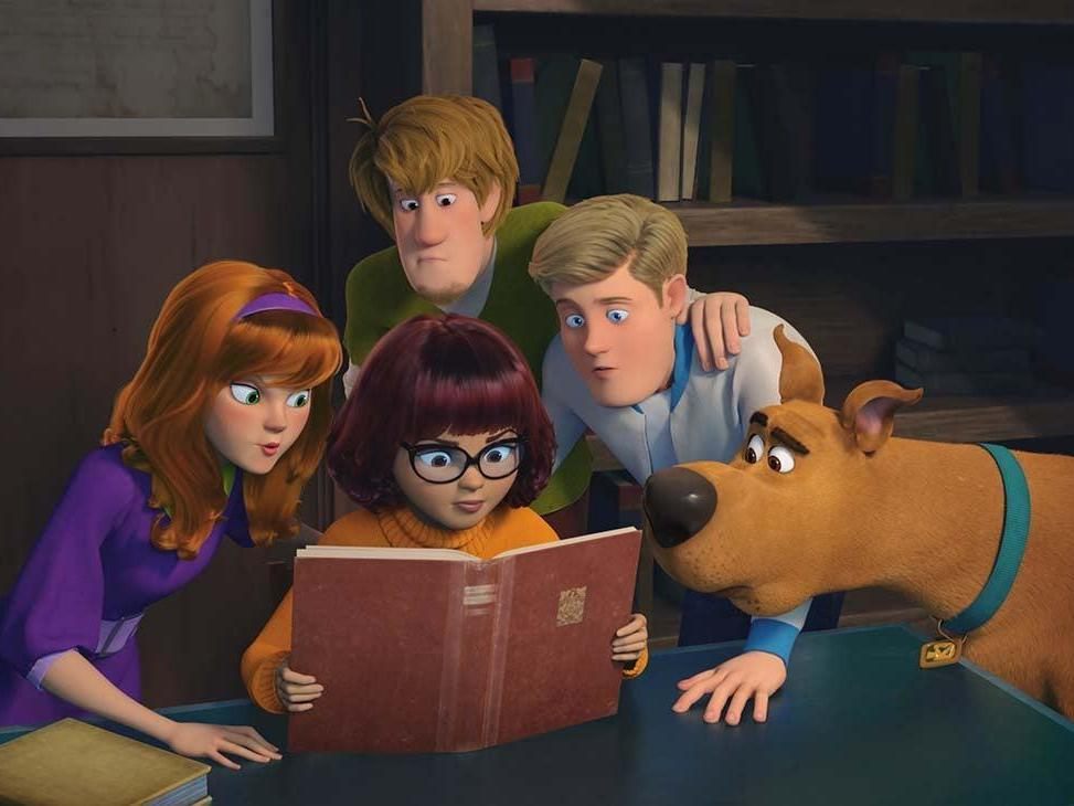SCOOB! makes the live-action Scooby-Doo films look good – review