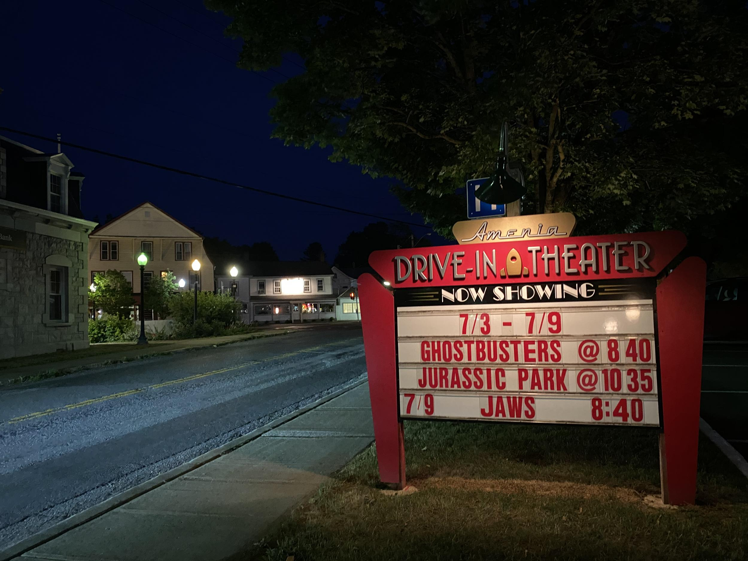 'An American renaissance': Coronavirus ushers in revival for drive-in cinemas thumbnail