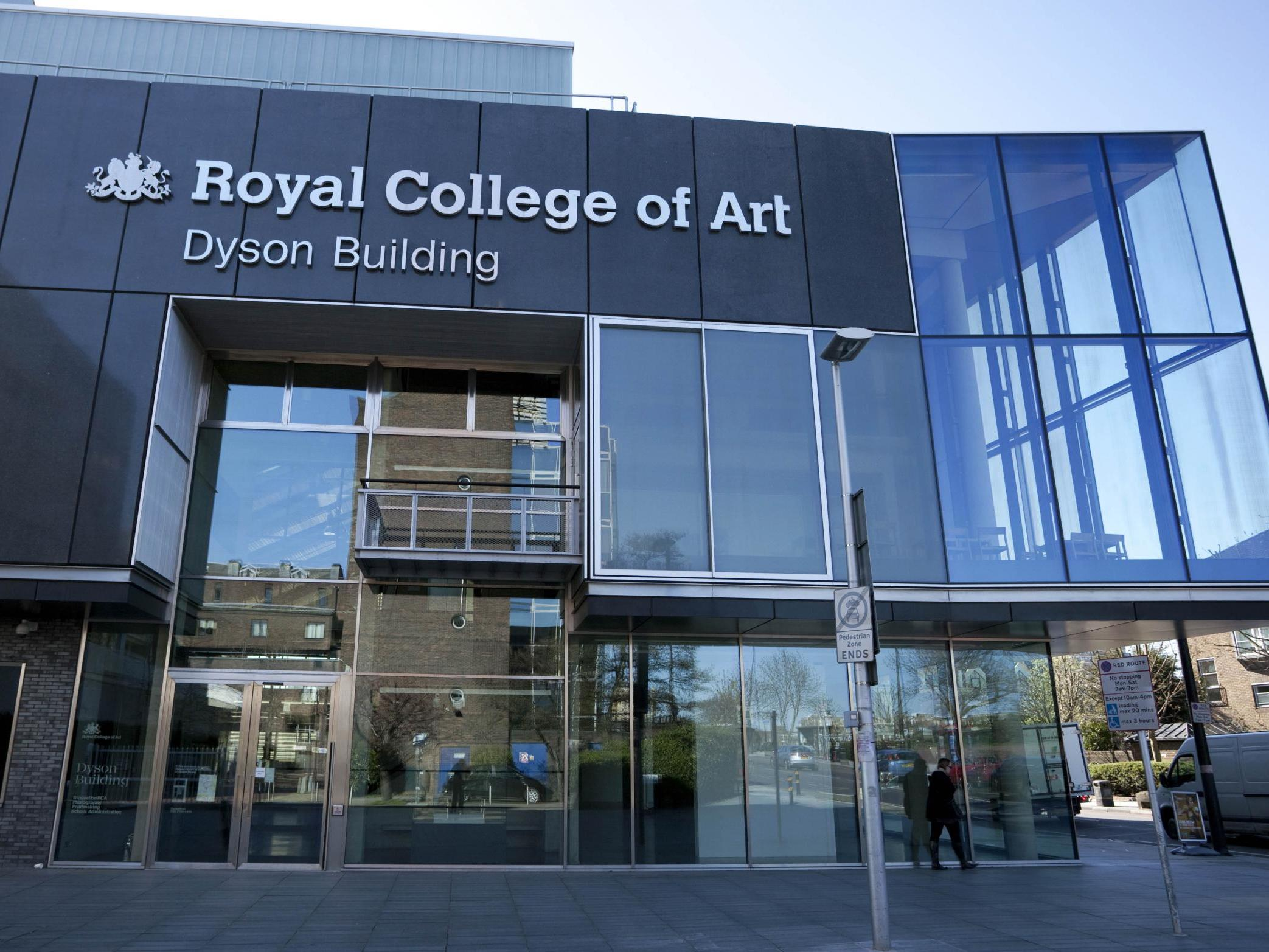 Royal College Of Art Drops White Male Diversity Chief Amid Accusations Of Insidious Systemic Racism The Independent Independent