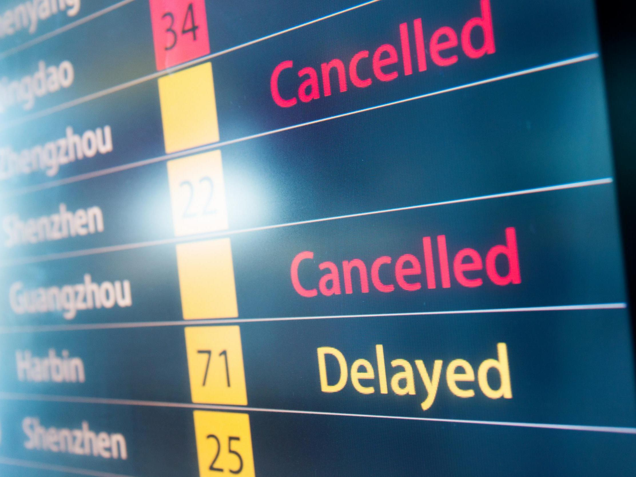 Ryanair, Virgin and Love Holidays among worst companies for travel refunds, survey finds