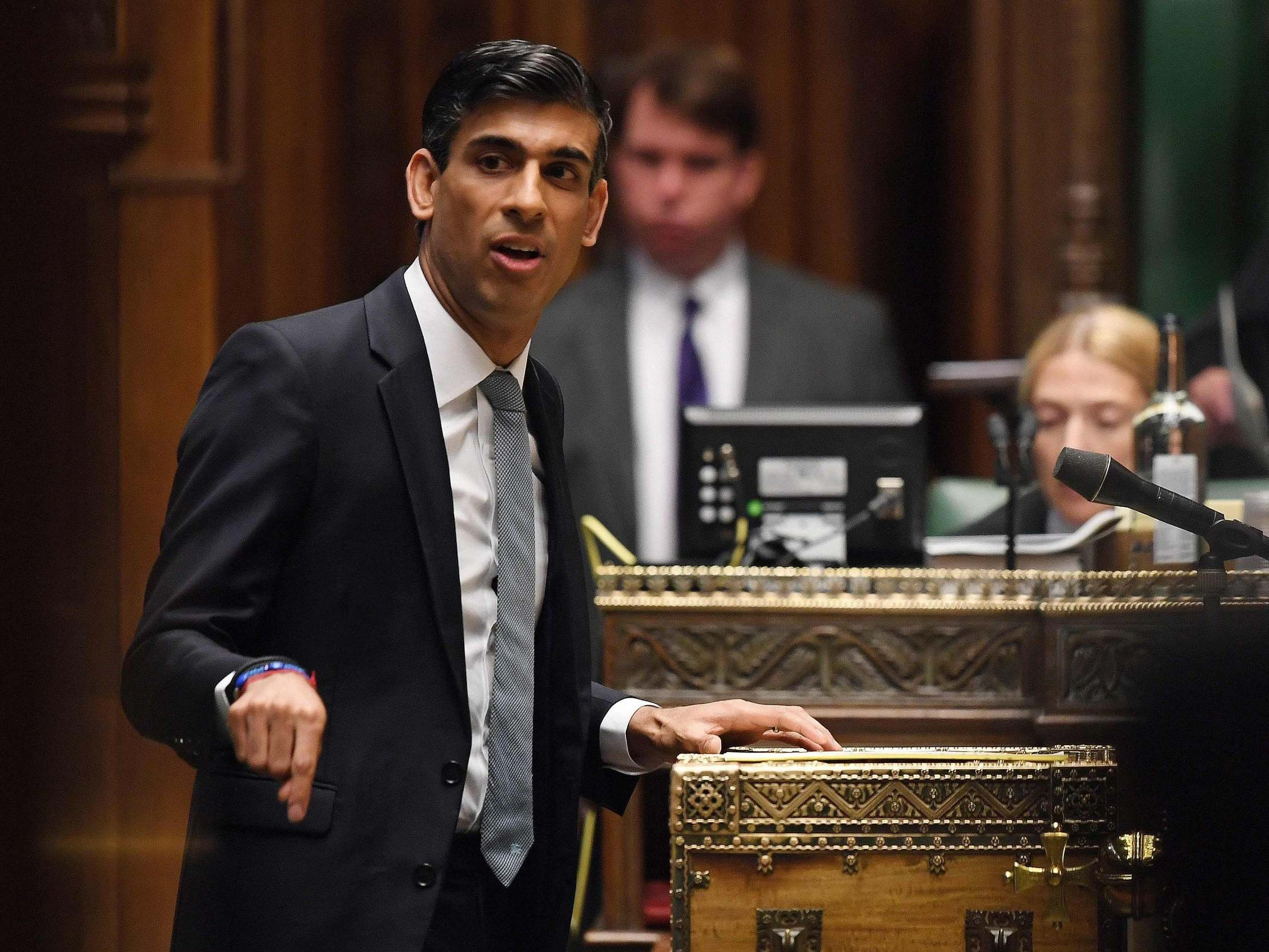 Should Rishi Sunak have done more to support the economy?