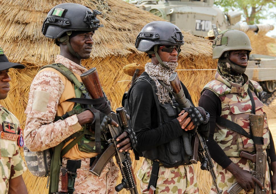Around 300 people have been killed in the space of three months by a new violent group in north-west Nigeria