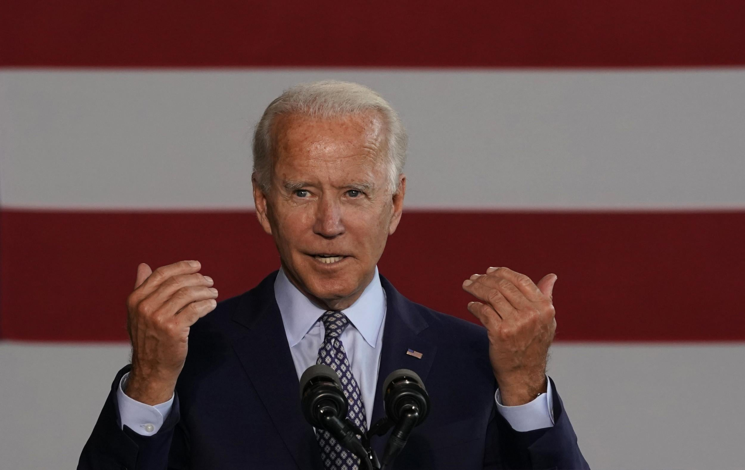 Biden plans for $2tn investment in clean energy over four years
