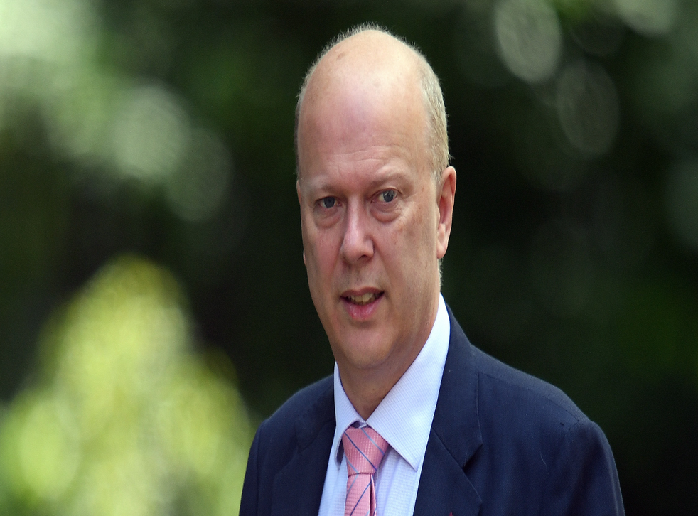 Related video: Michael Portillo describes Chris Grayling as 'the most incompetent minister of all time'