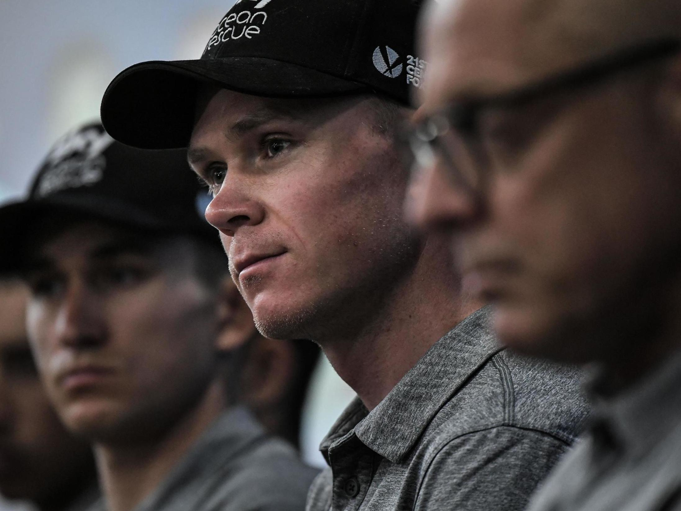 How Froome reached the end of the line with Brailsford and Ineos