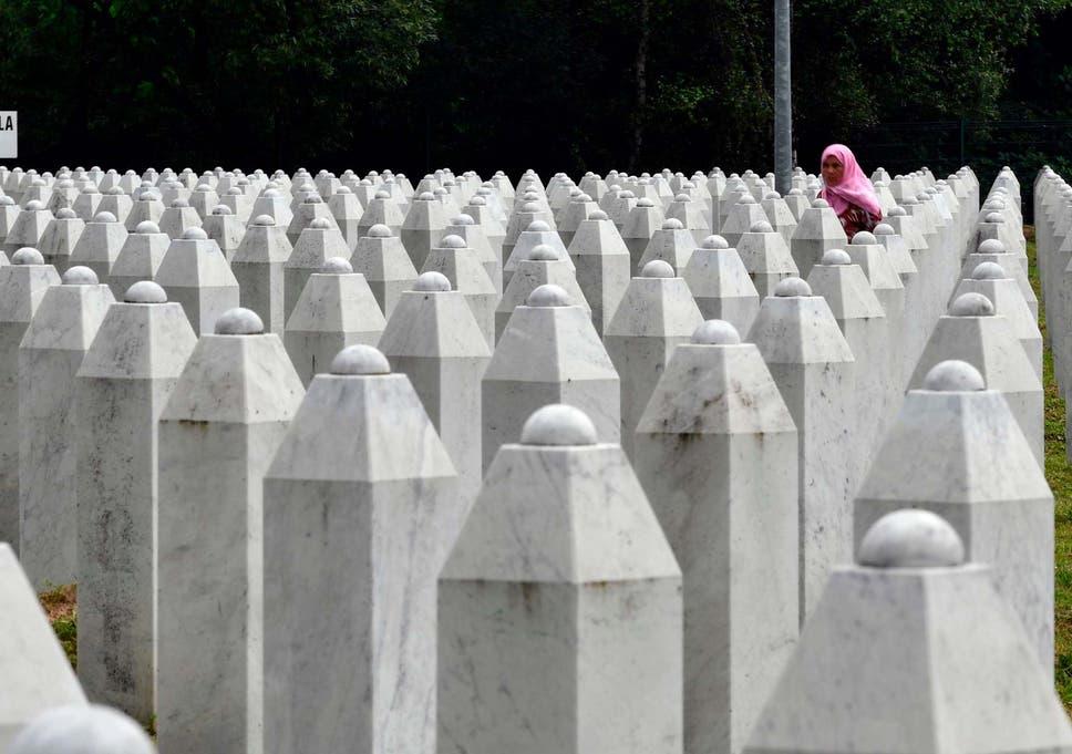 Today marks the 25th anniversary of the Srebrenica massacre.