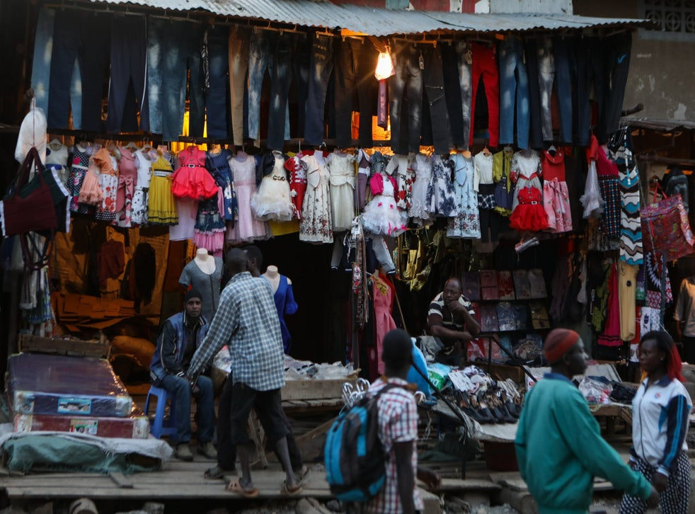 Kenya S Ban On Importing Used Clothes Opens Way For Renewal Of Local Design The Independent The Independent