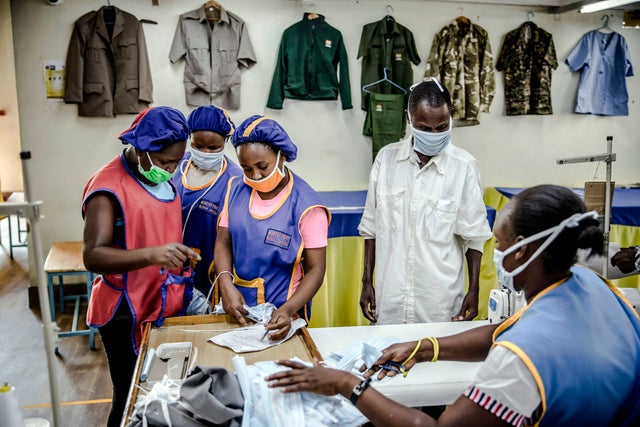 Kenya S Ban On Importing Used Clothes Opens Way For Renewal Of Local Design The Independent Independent