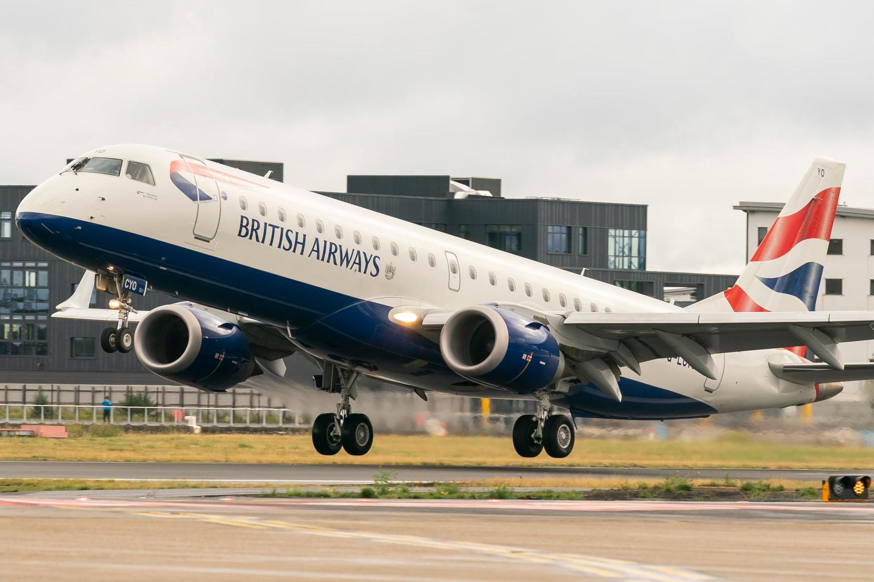 London City takes off as a 'summer-sun' airport