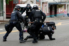 Excessive force against reporters during the Black Lives Matter protests has become routine. We need to ask ourselves why