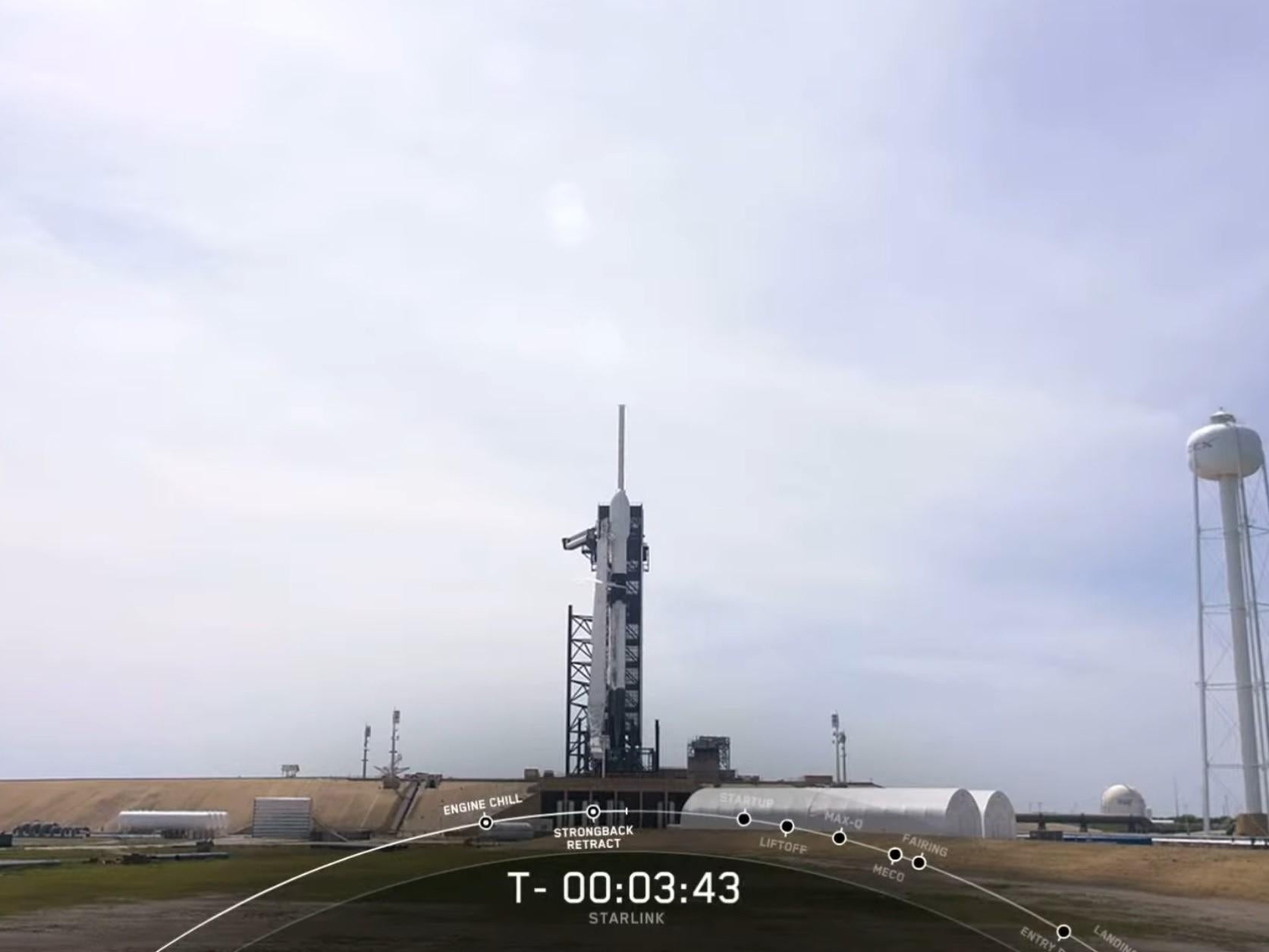 SpaceX Starlink launch aborted for third time in a row