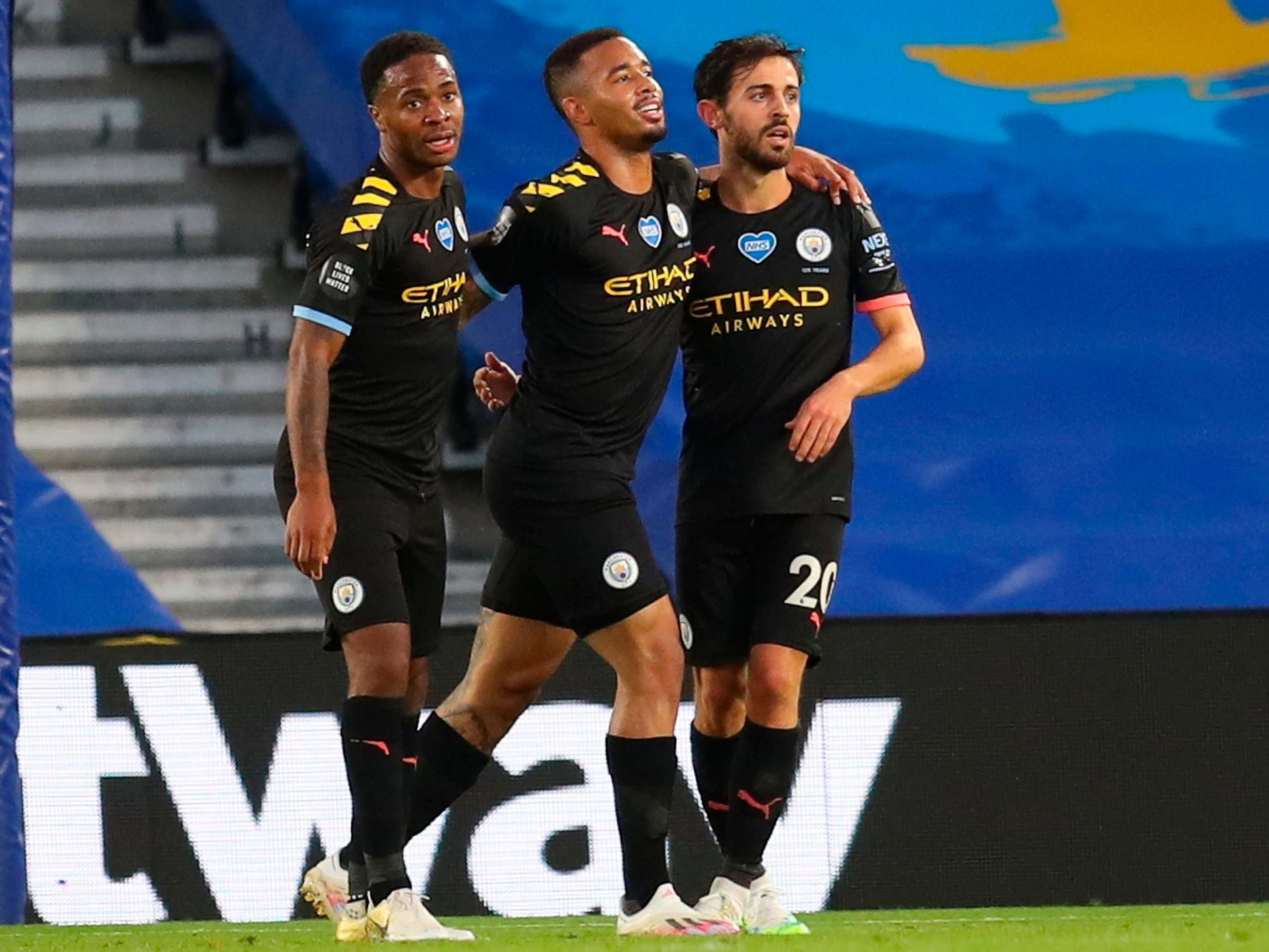 Brighton vs Man City LIVE: Result and reaction from Premier League fixture tonight thumbnail