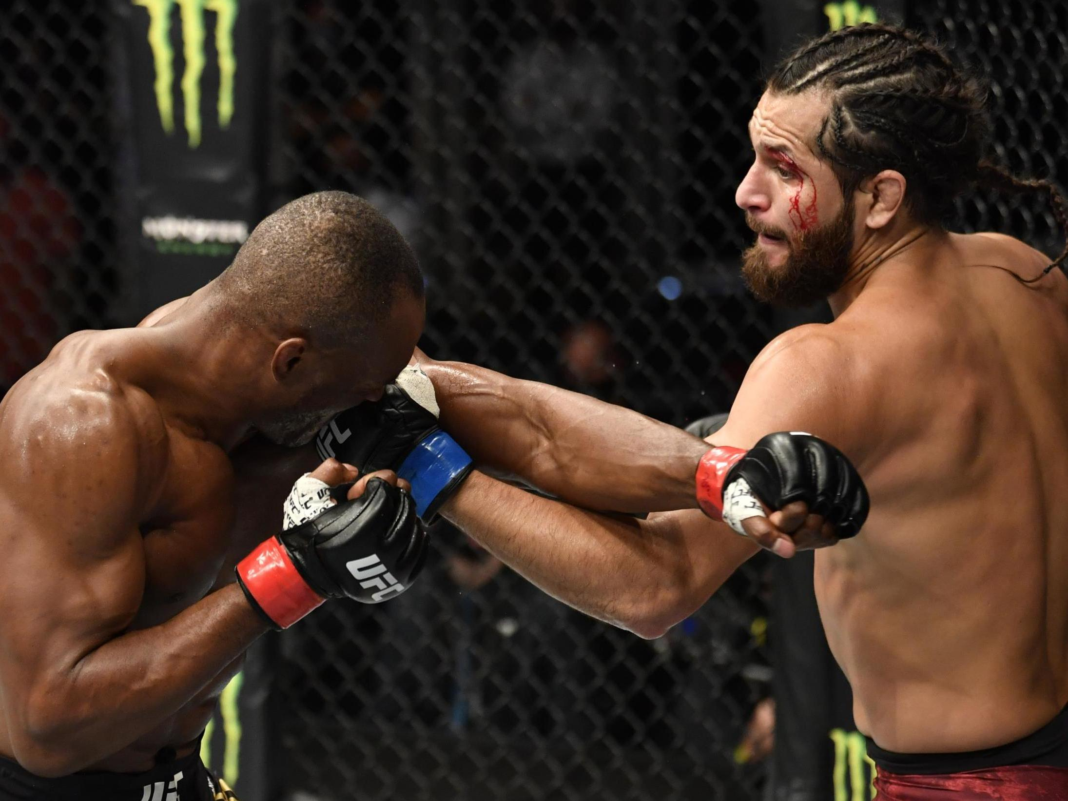 UFC 251 results: Jorge Masvidal comes up short in brave bid to ...