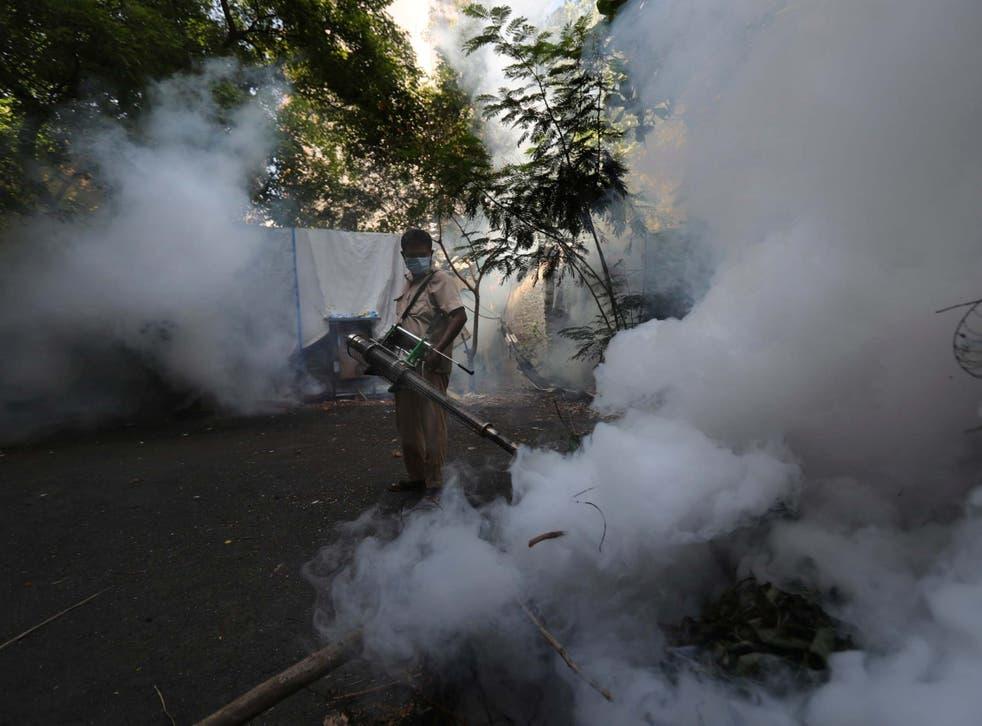 Los casos graves de dengue pueden requerir hospitalización.