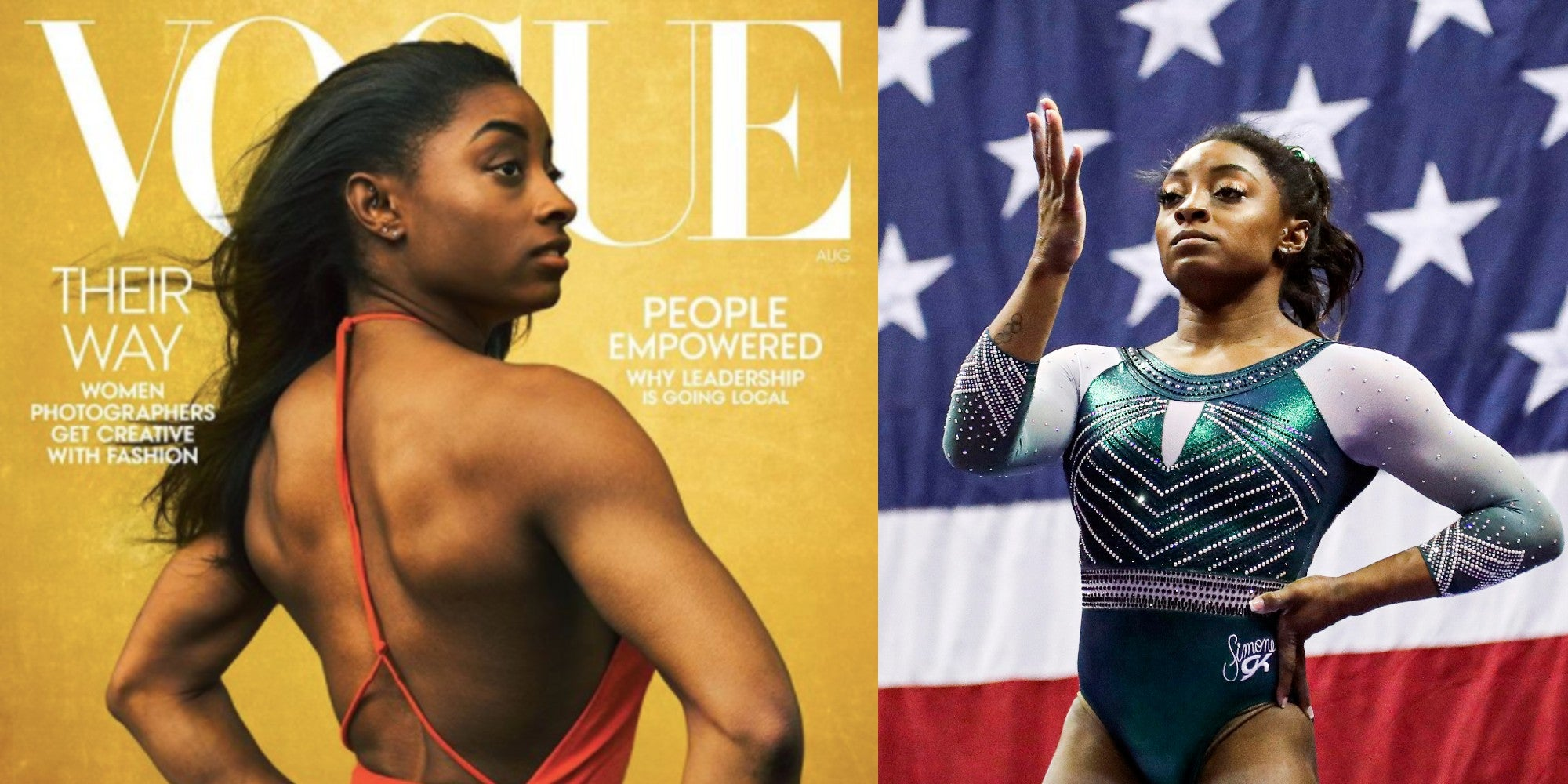 'Badly lit' photos of Simone Biles has lead to calls for more Black photographers to be hired