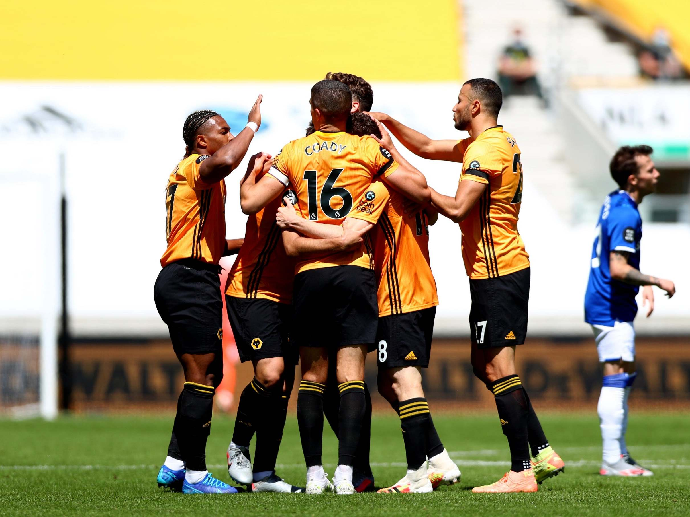 Wolves vs Everton LIVE: Result, final score and reaction ...