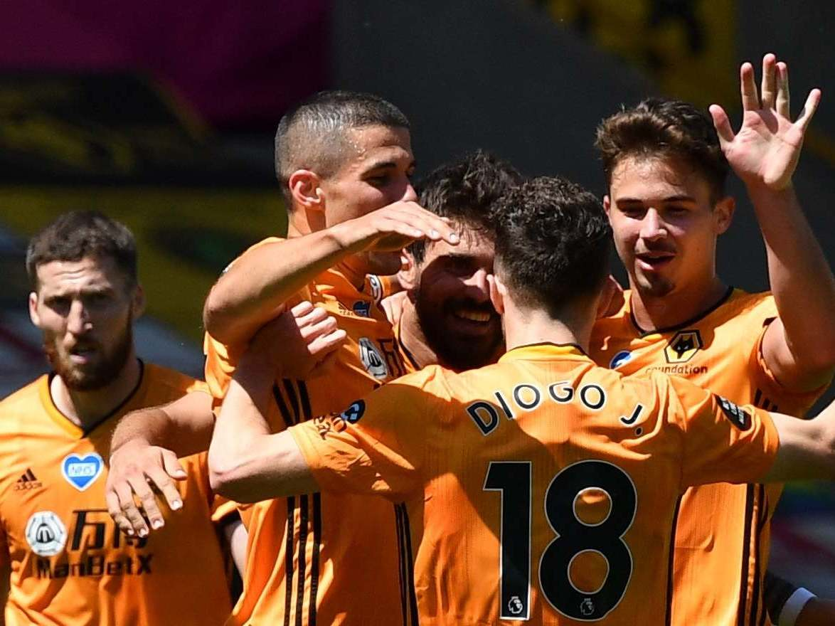 Wolves vs Everton result: Final score, goals and report ...