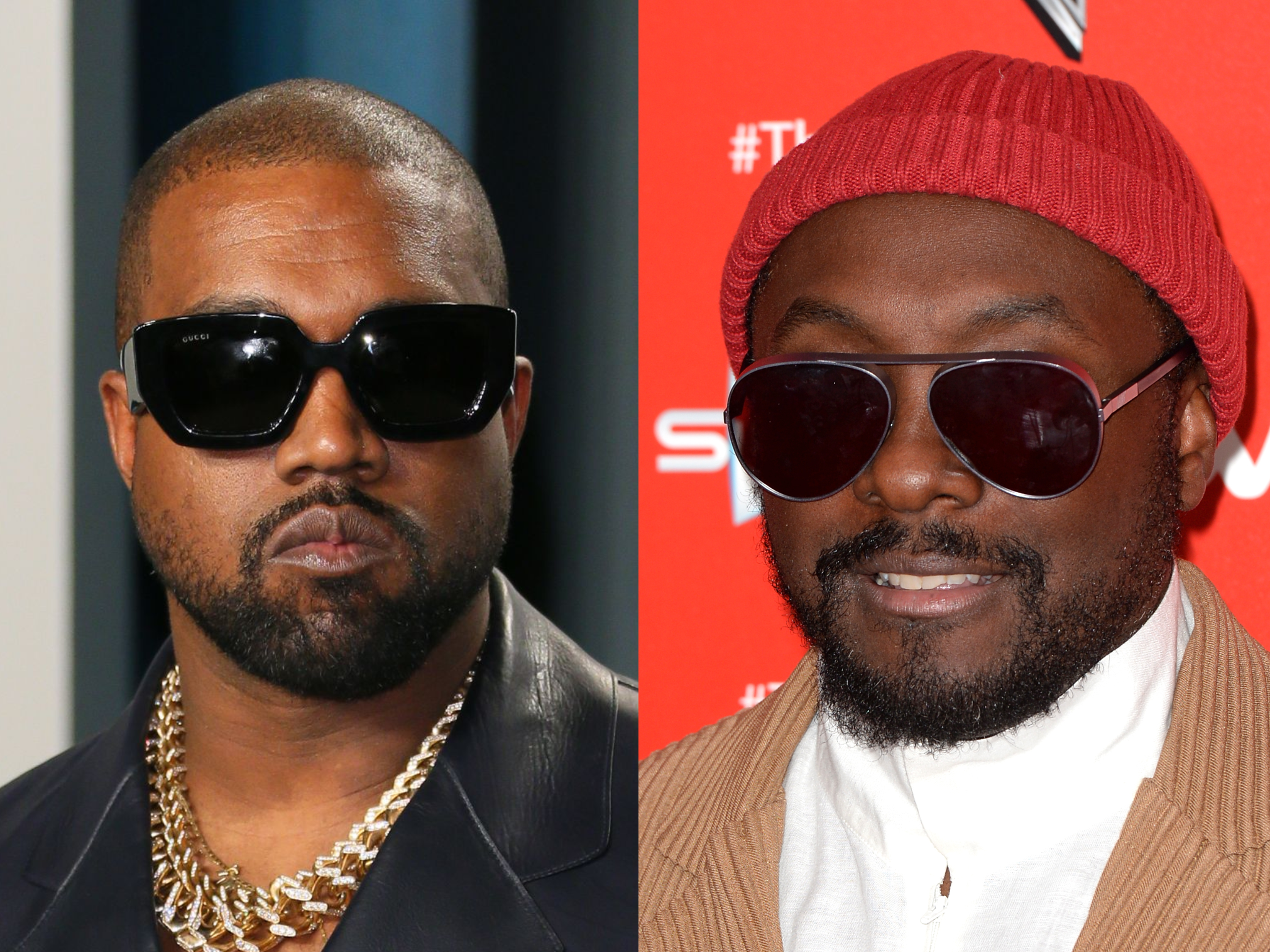 Will.i.am criticises Kanye West's presidential bid: 'It's a dangerous thing to be playing with'