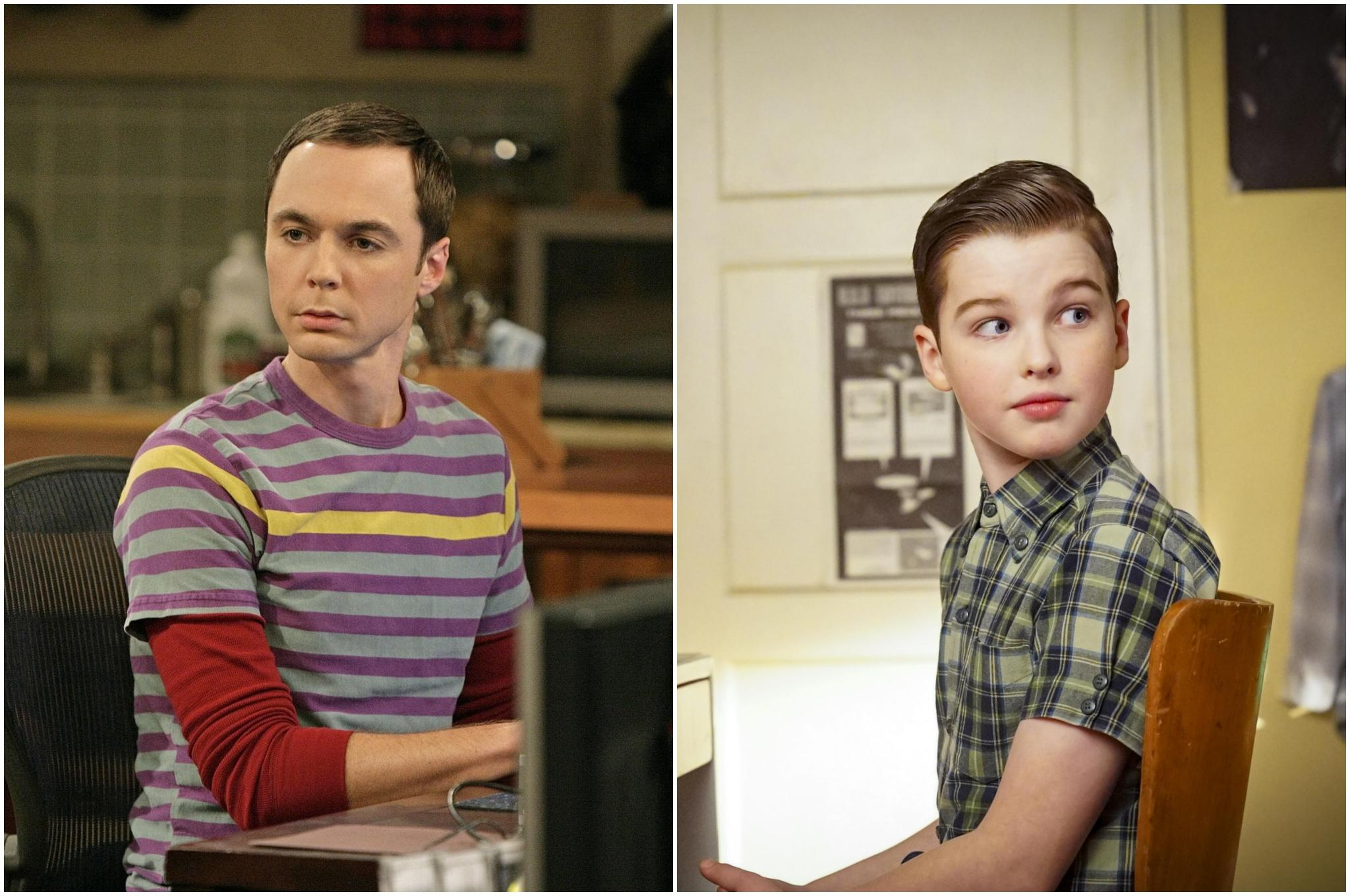 Sheldon Cooper had to be less 'annoying' in The Big Bang Theory spin-off