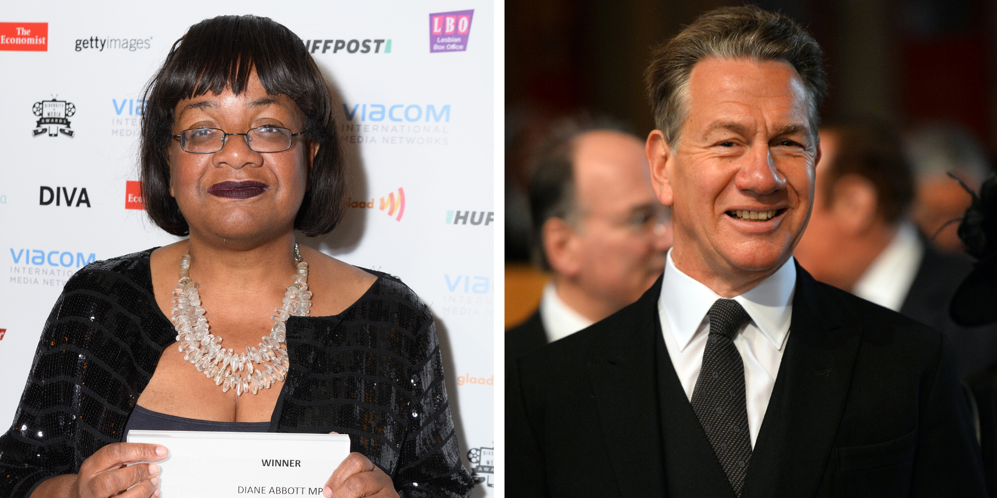 Diane Abbott left lost for words when interrogated about her parents' wealth during awkward interview