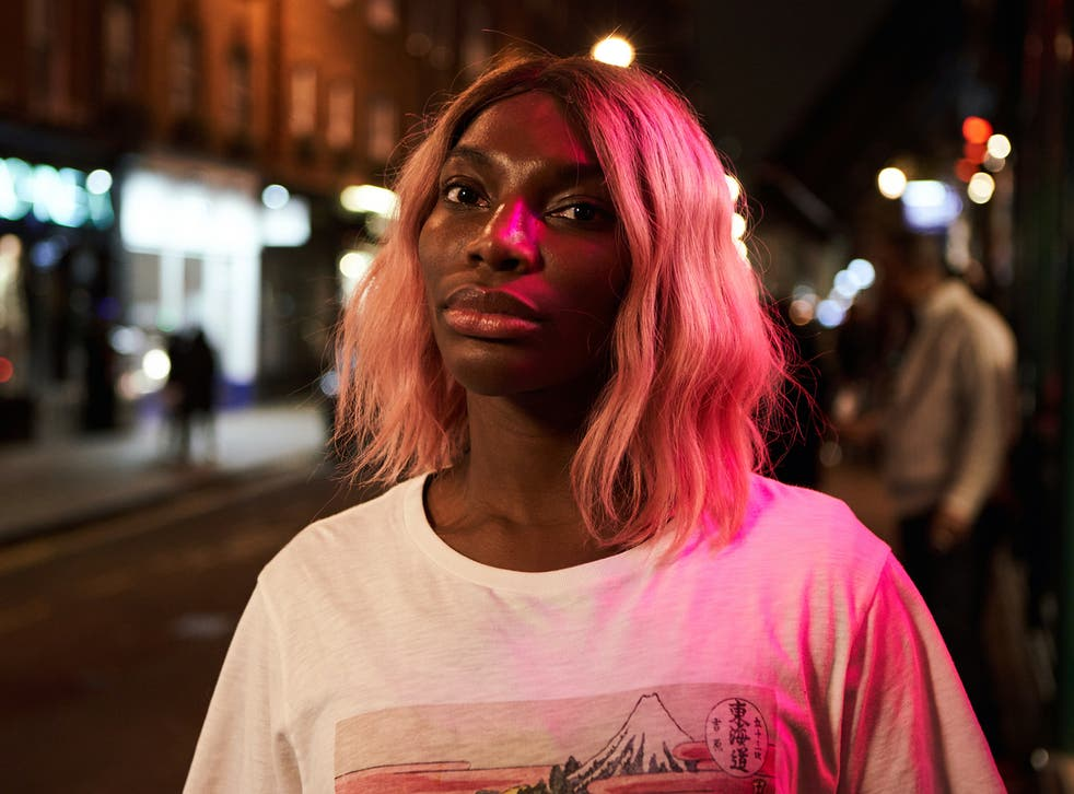 <p>The protagonist in 'I May Destroy You' – a young author named Arabella, played by Michaela Coel – slowly unravels after experiencing flashbacks of a violent sexual assault</p>