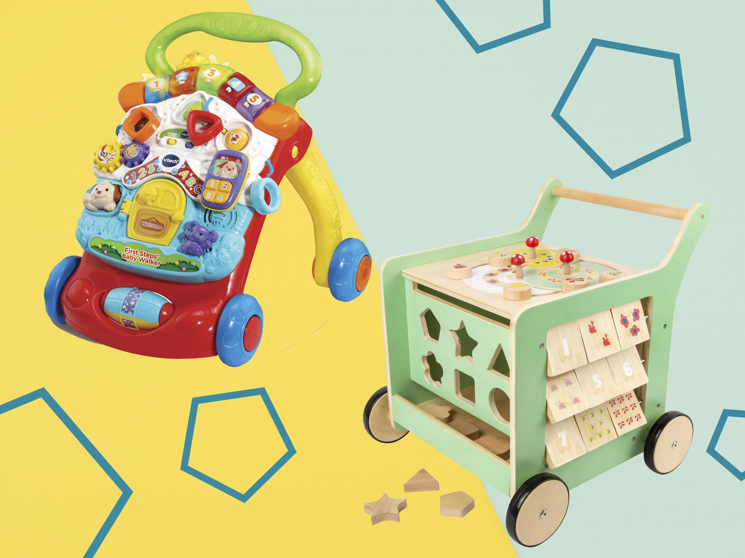 Kids & Babies Push & Pull Along Toys