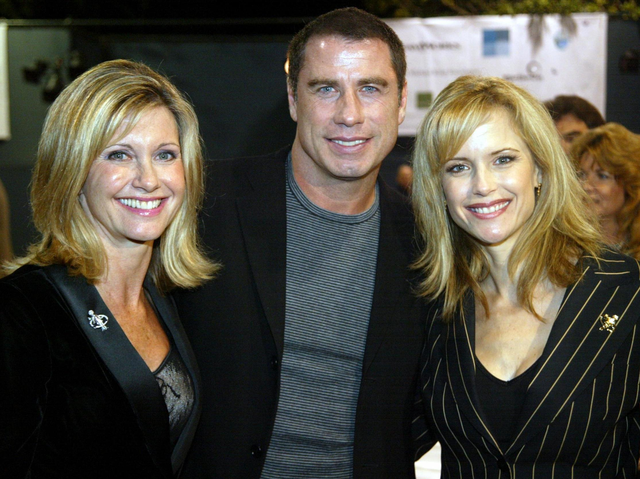 Olivia Newton John Pays Tribute To Kelly Preston And Says Her Heart Breaks For John Travolta The Independent The Independent