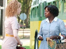 Viola Davis says The Help was 'created in cesspool of systemic racism'