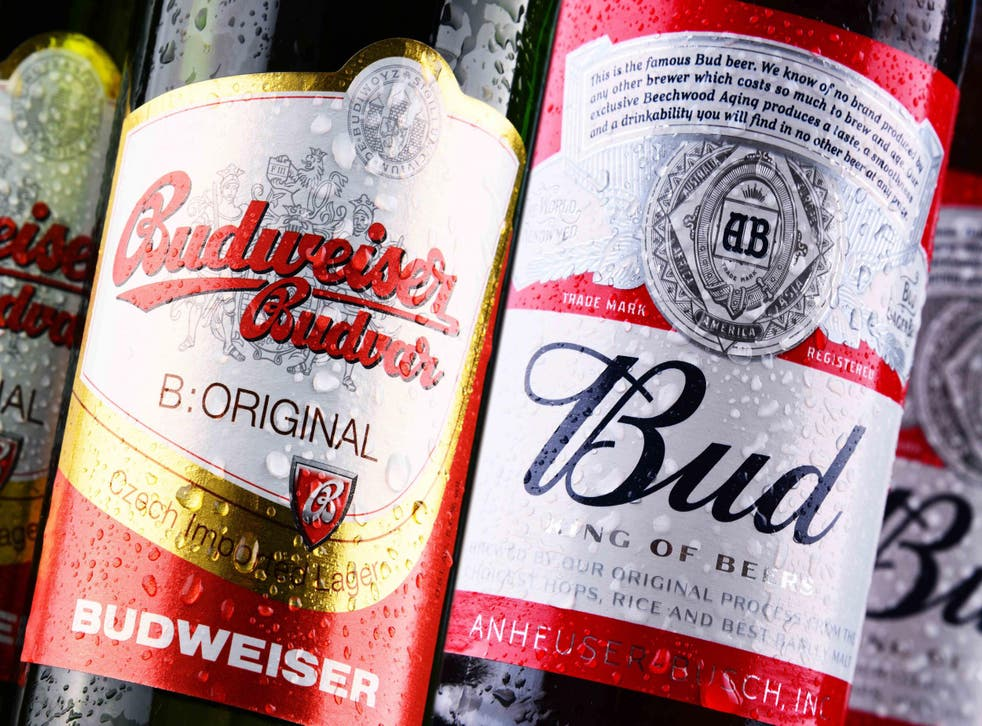 Britain is the only nation in the world where both beers can be sold under the name Budweiser