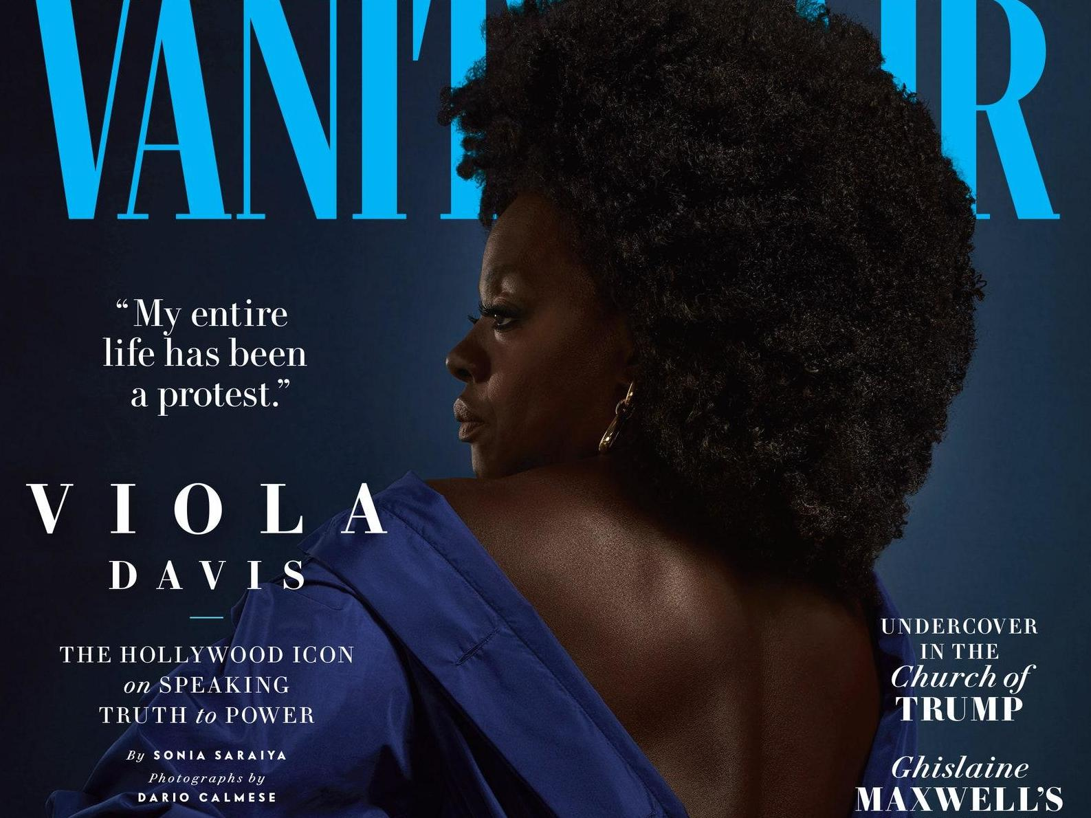 'For me, this cover is my protest': Vanity Fair publishes first ever cover shot by black photographer thumbnail