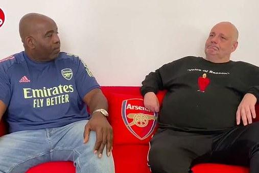 Arsenal condemn AFTV presenter who made racist comment about Tottenham player - The Independent