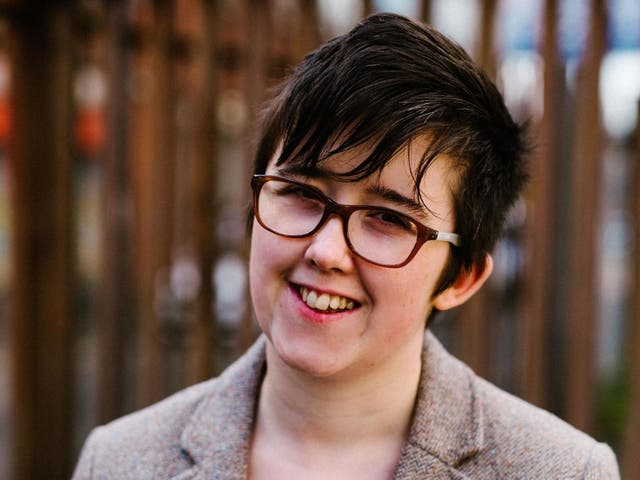 Lyra McKee was also a prominent gay rights activist who called for greater equality for same sex couples in Northern Ireland
