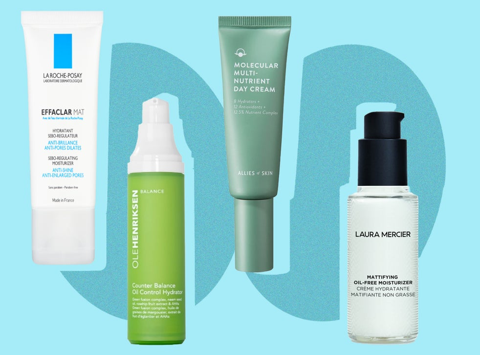 Best Moisturiser For Oily Skin 2020 Hydrating Formulas That Won T Clog Your Pores The Independent