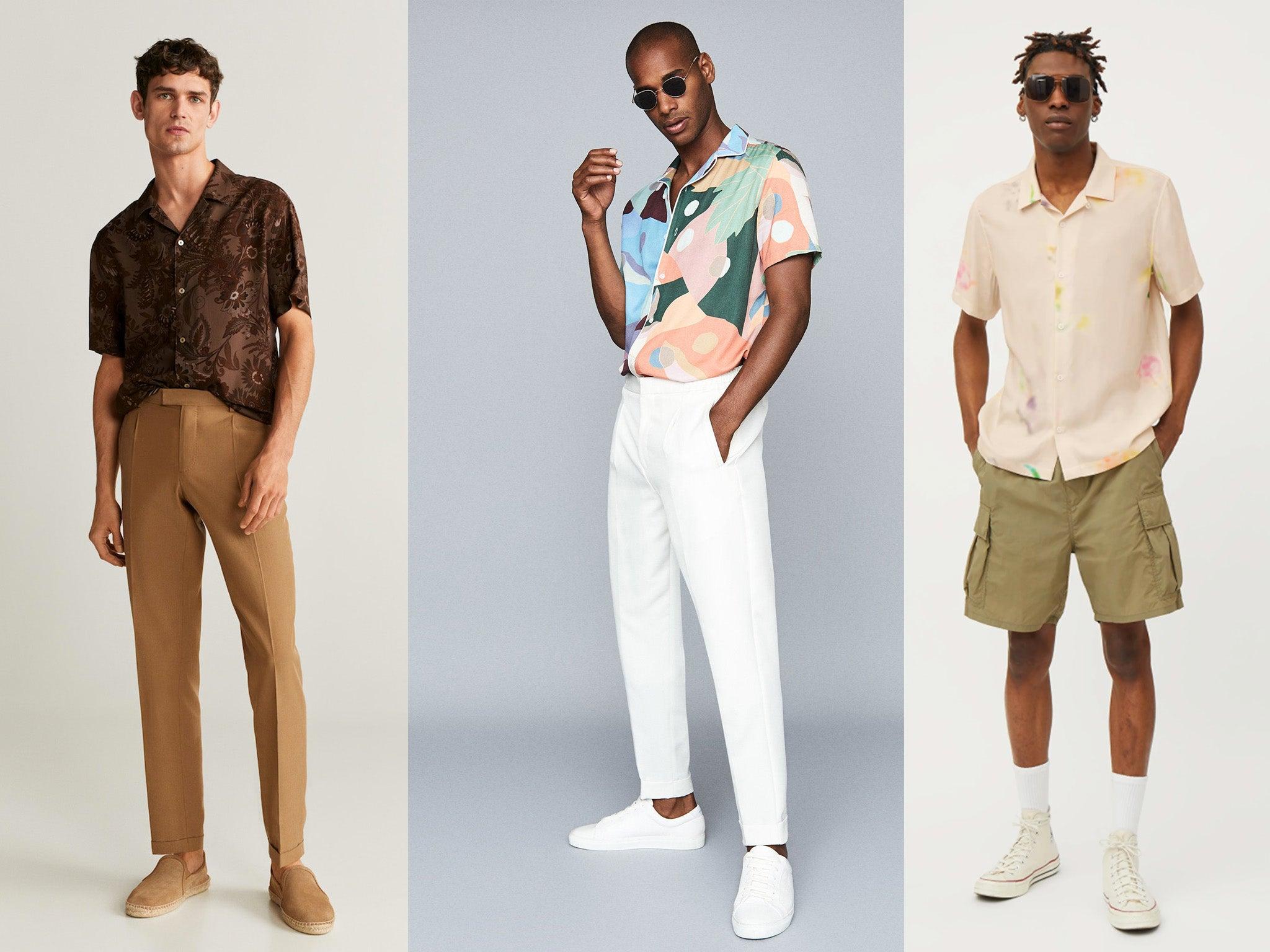 Best summer shirts for men 2020: Short-sleeved styles